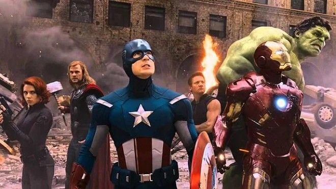 Кстати, в этом фильме Мстители должны встретиться со Стражами Галактики! 11. Безымянный проект о Хан