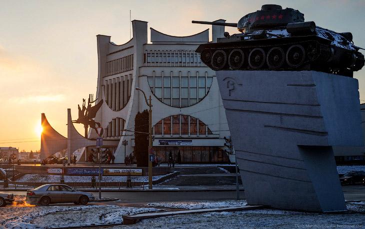 Фотографии и текст Дениса Мукимова   Гродно мог бы стать культурной столицей и туристической