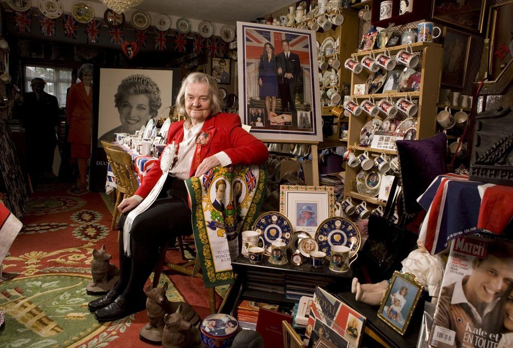 Лаки Дж. Майзенхаймер (Lucky J. Meisenheimer) собрал коллекцию игрушек йо-йо в количестве более, чем