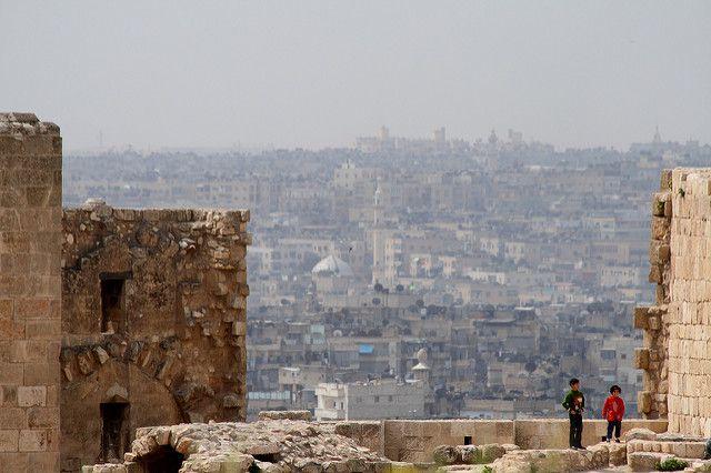 ВЕгипте отыскали «раненых детей Алеппо»