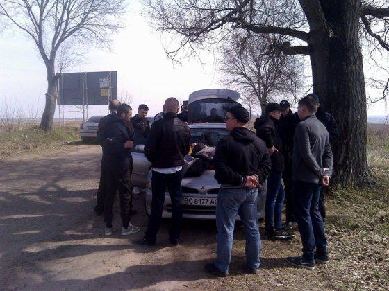Правоохранители сообщили о«российском следе» вакции сперекрытием дороги наЛьвовщине