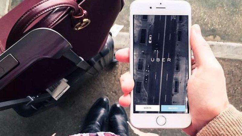 Приложение Uber для телефонов запретили вИталии