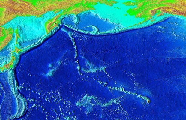 Ученые создали первую вмире «подземную» карту Земли