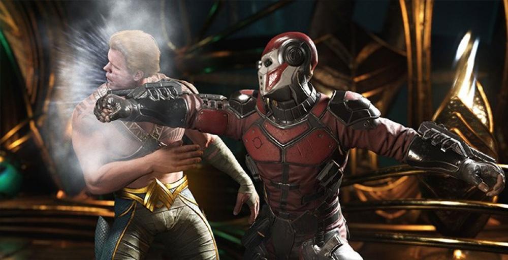 Стало известно, когда игра Injustice 2 будет доступна для скачивания