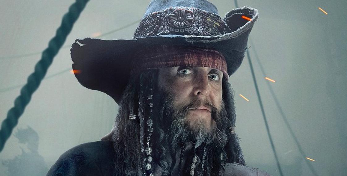 Джек Воробей возвращается набольшой дисплей: вышли новые «Пираты Карибского моря»