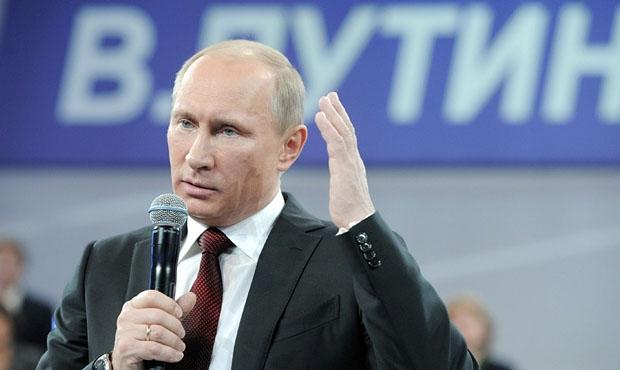 У Владимира Путина нет планов вотношении предвыборной кампании— Кремль