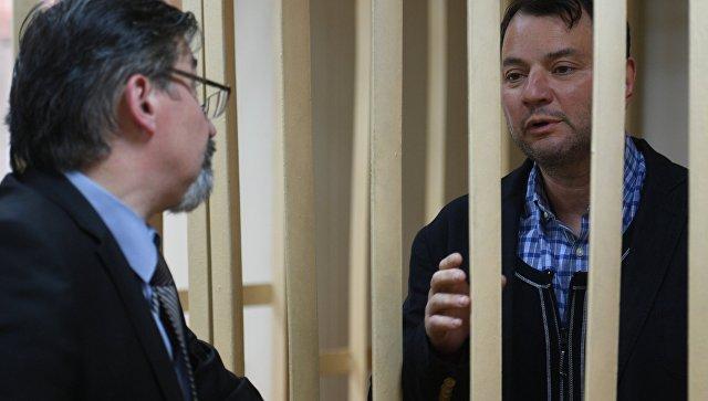 Экс-начальник театральной студии Серебренникова отправлен под домашний арест