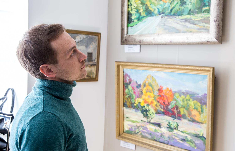 Анапа выставка картин фото