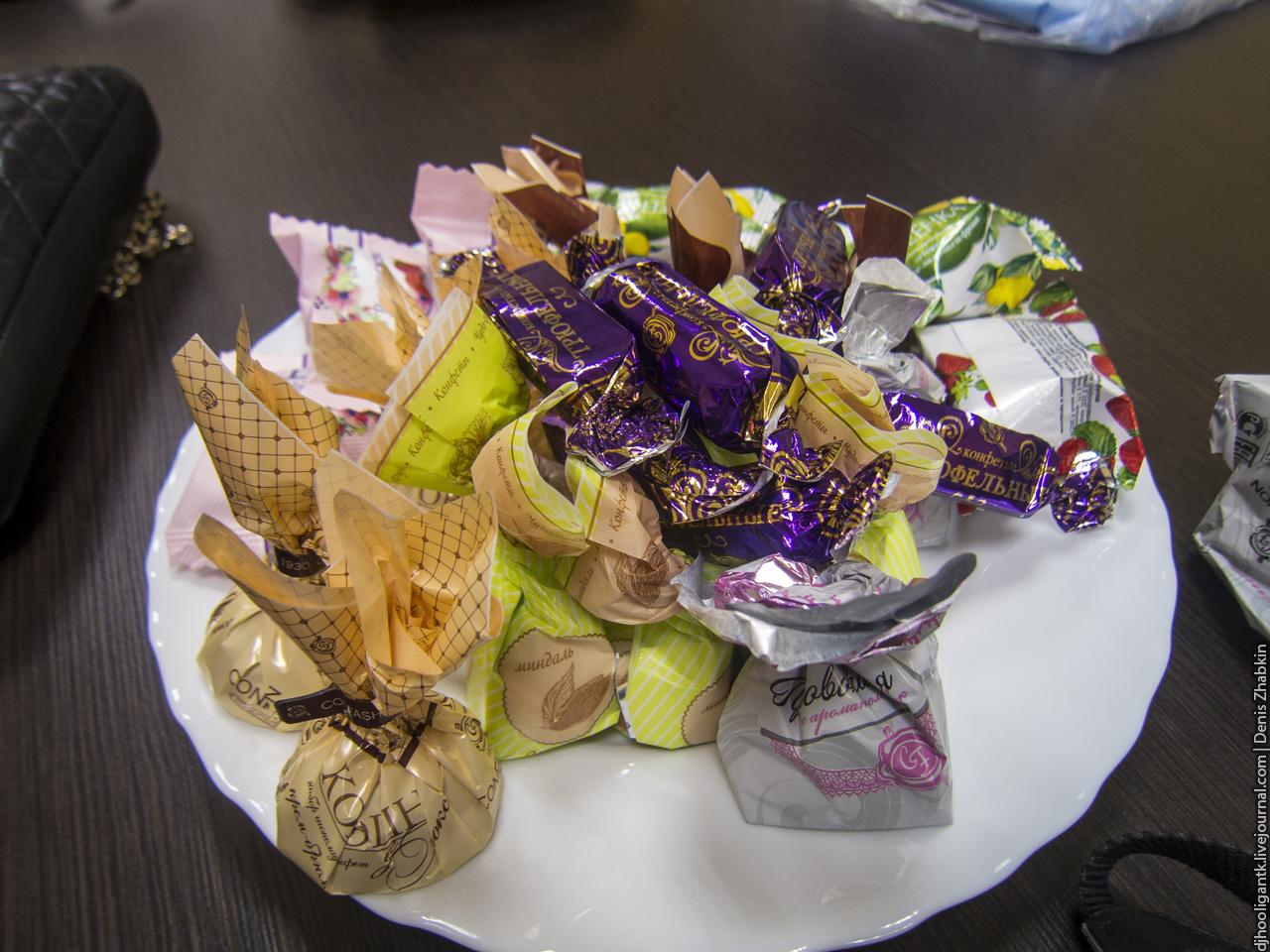 Саратовская кондитерская фабрика: как производят конфеты