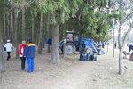 22 апреля состоялся очередной субботник, организованный сообществом Чистое Кутузово. В уборке лесопарка «Елочки» приняли участие сестры Георгиевского сестричества милосердия