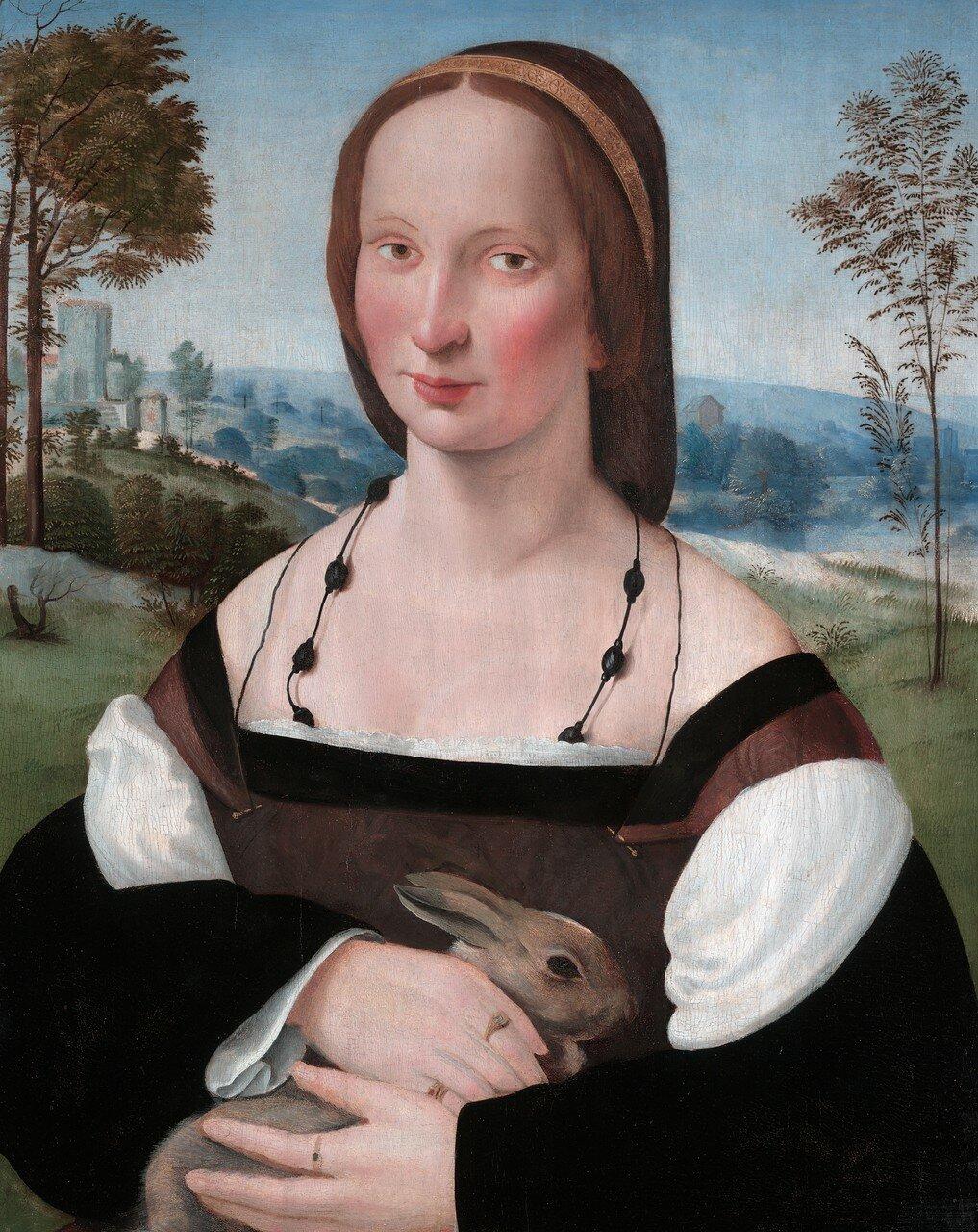 Итальянский живописец Ридольфо Гирландайо (1483-1561)