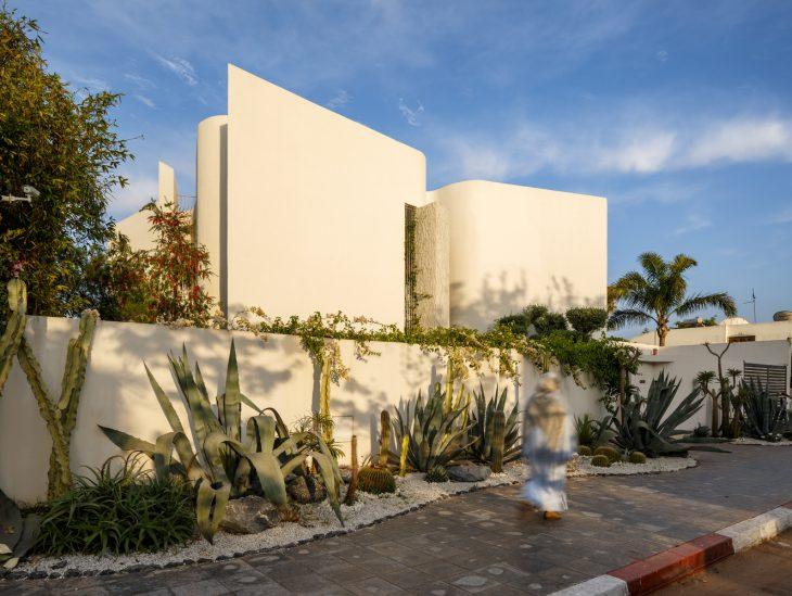 Villa Z by Mohamed Amine Siana