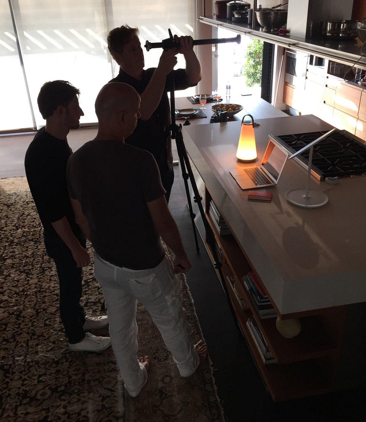 Портативный фонарь UMA Sound Lantern
