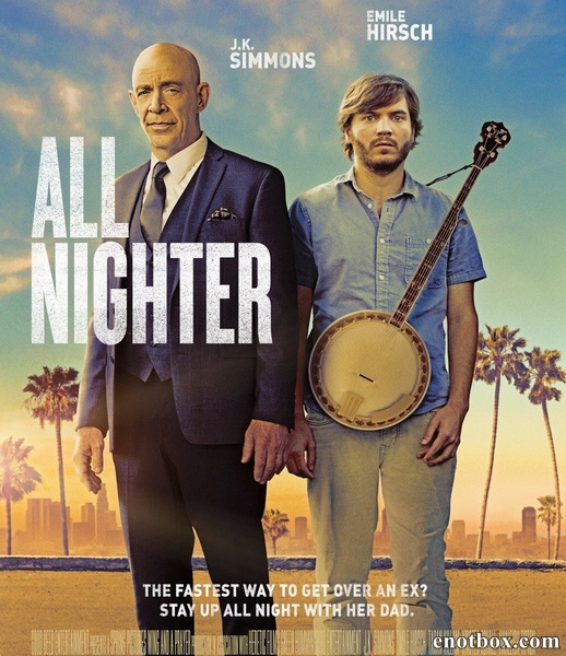 Видели ночь / All Nighter (2017/WEB-DL/WEB-DLRip)