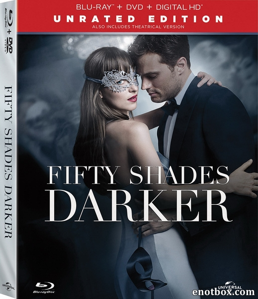 На пятьдесят оттенков темнее [Расширенная] / Fifty Shades Darker [UNRATED] (2017/BDRip/HDRip)