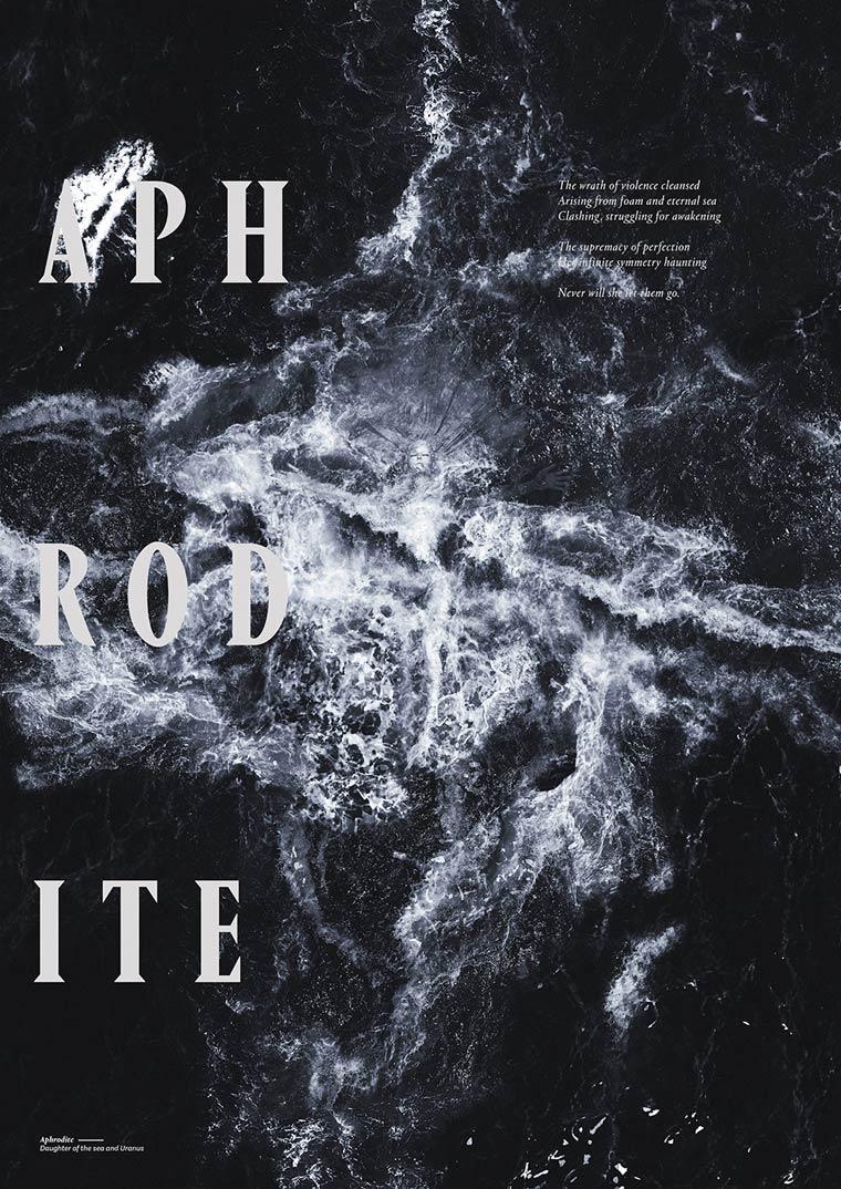 Greek Gods - Les posters de White Mountain