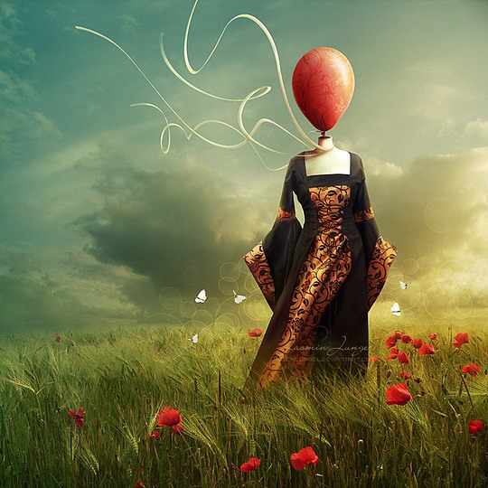 Photo Manipulations by Jasmin Junger