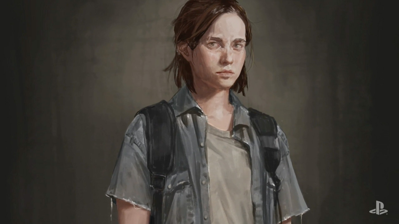 The Last of Us Part 2 Concept Art Revealed at PSX 2016