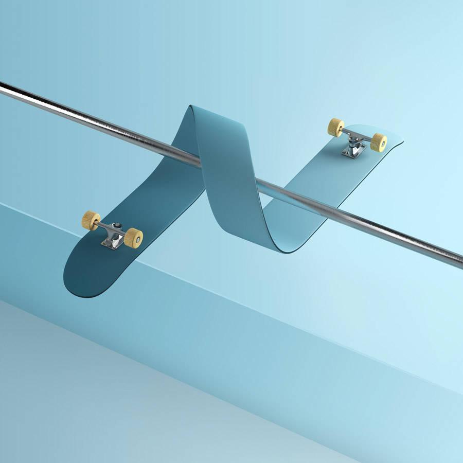 Amusing Digital Series About Skateboarding