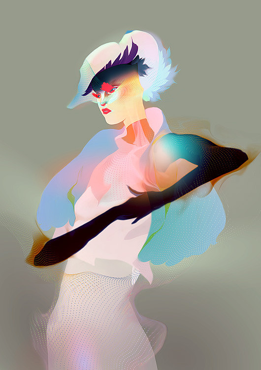 Creative Illustrations by VeroniqueMeignaud