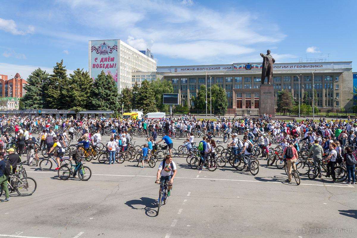 велопарад саратов 2017 фото 1
