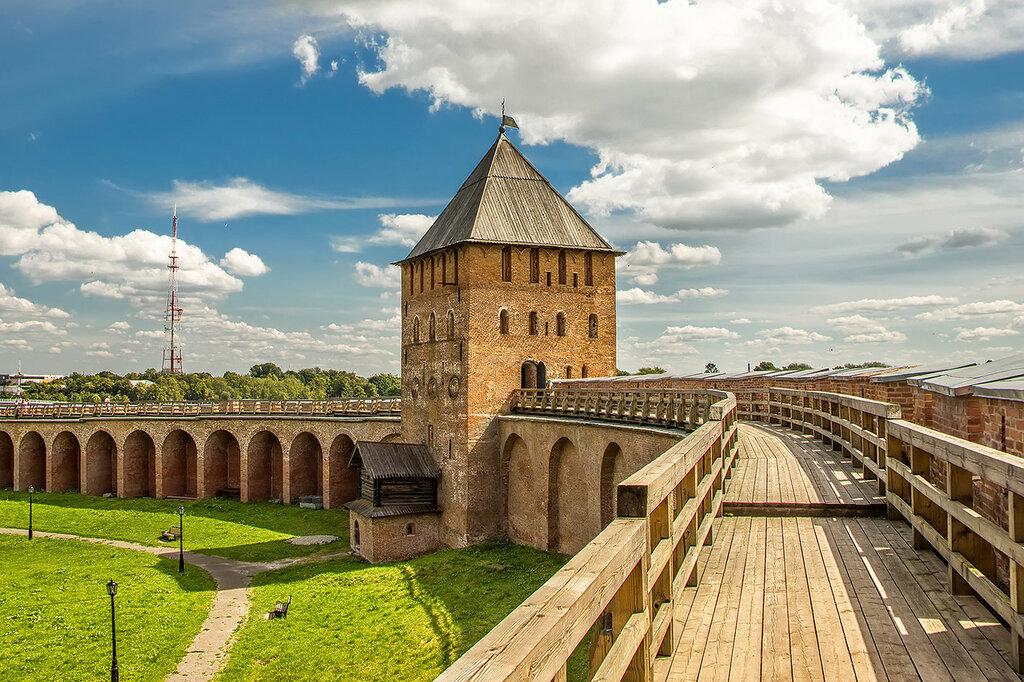 крепость Детинец