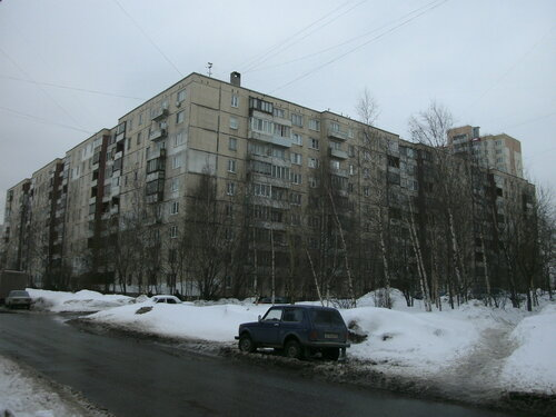 ул. Чудновского 6к1