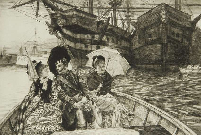1877 Entre les Deux mon Coeur Balance (Wentworth 30 офорт, сухая игла.jpg