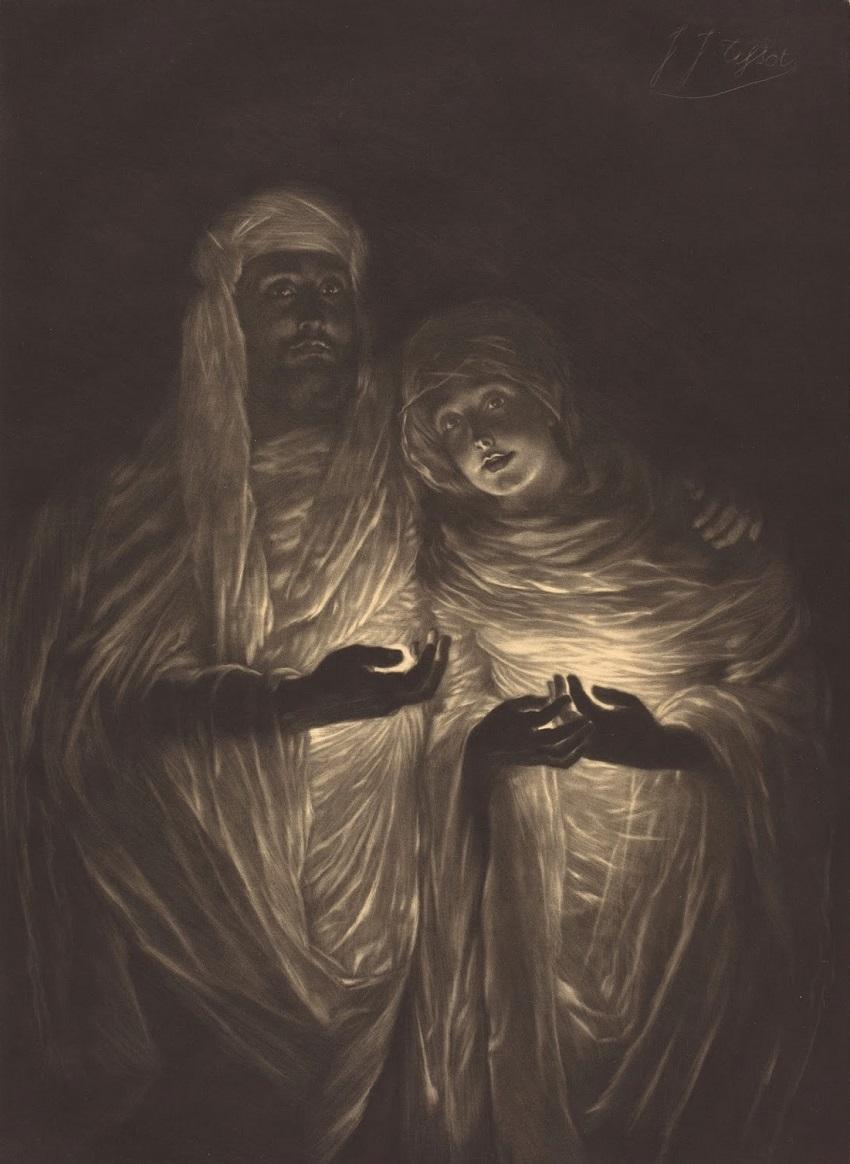 1885 Видение (The Apparition) меццо-тинто.jpg