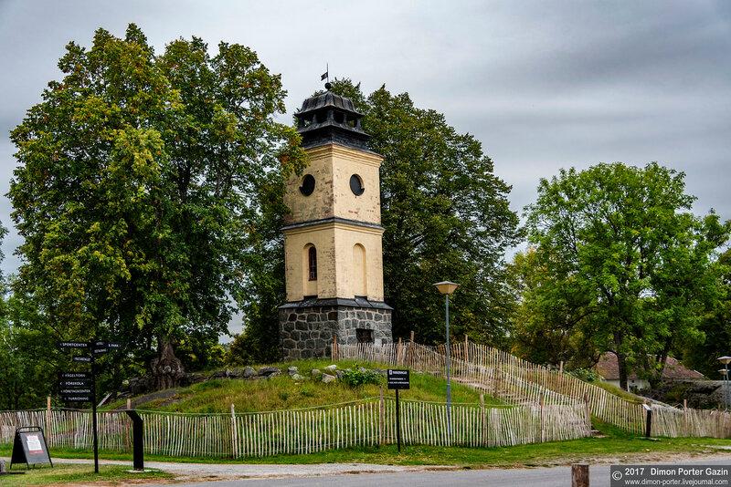 Сигтуна. Замок Веннгарн