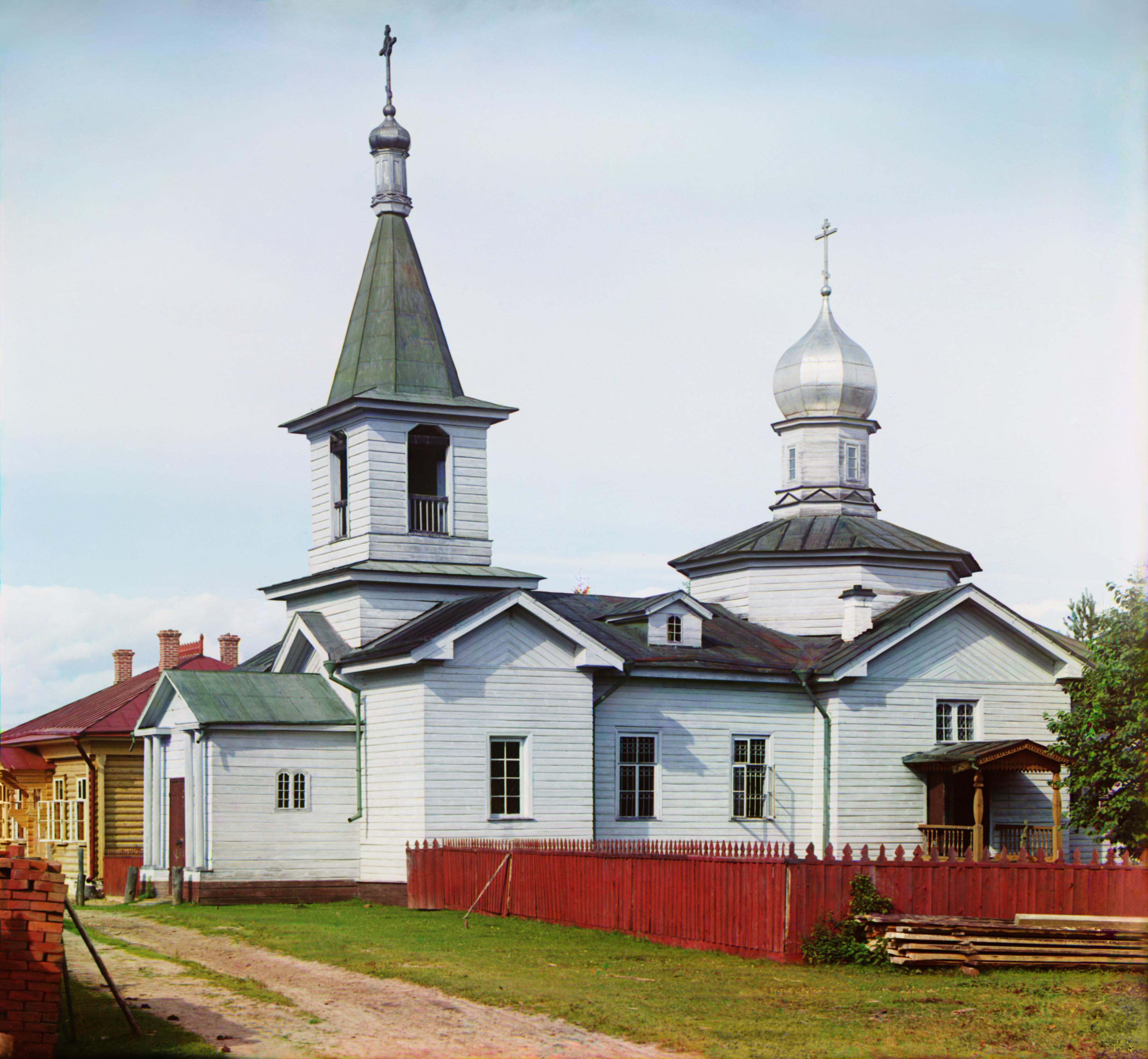 07. Церковь Иоанна Предтечи