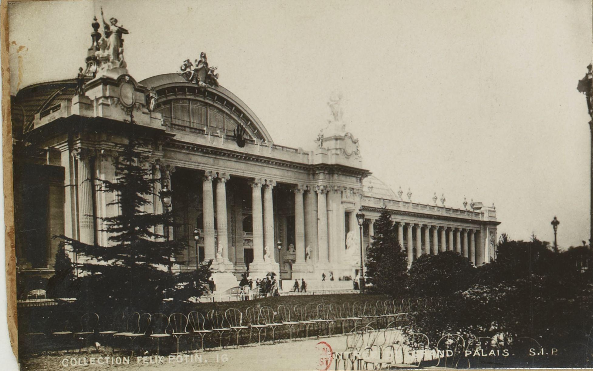 Большой дворец (Гран Пале)