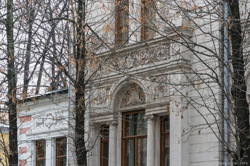 Городская усадьба С.П. Берга