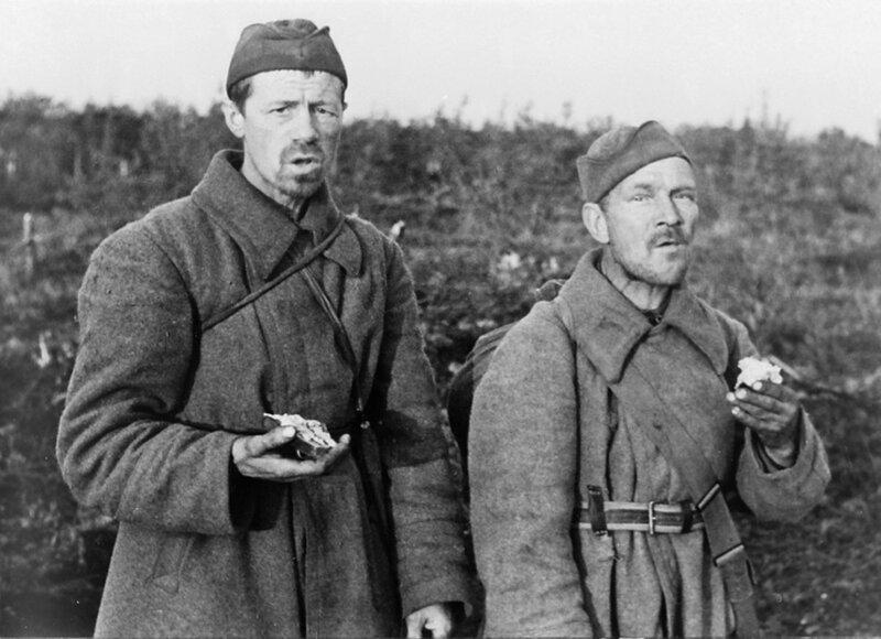 «Красная звезда», 6 ноября 1941 года