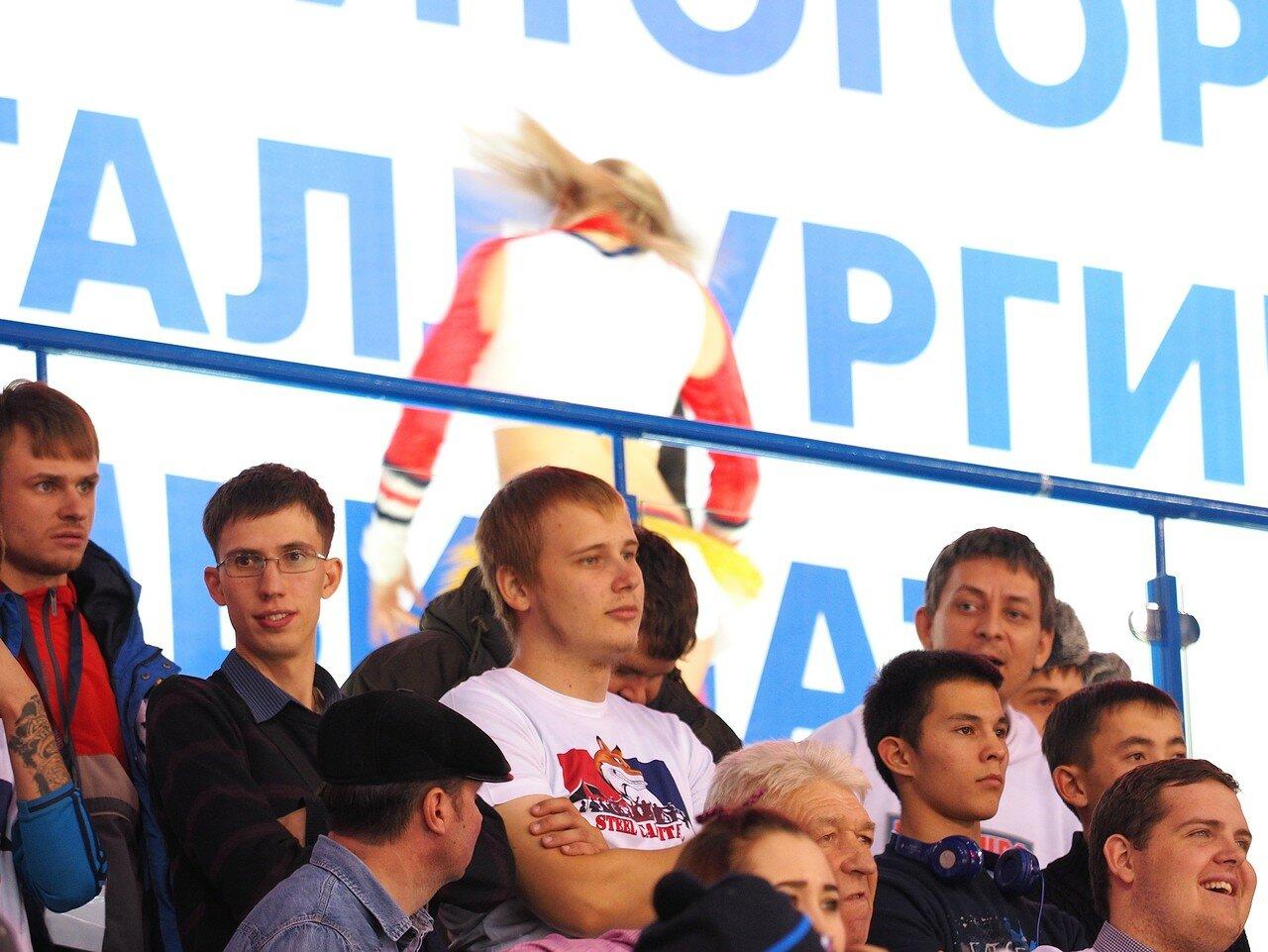 74Металлург - Металлург Новокузнецк 26.10.2016