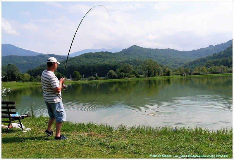 адлер рыбалка