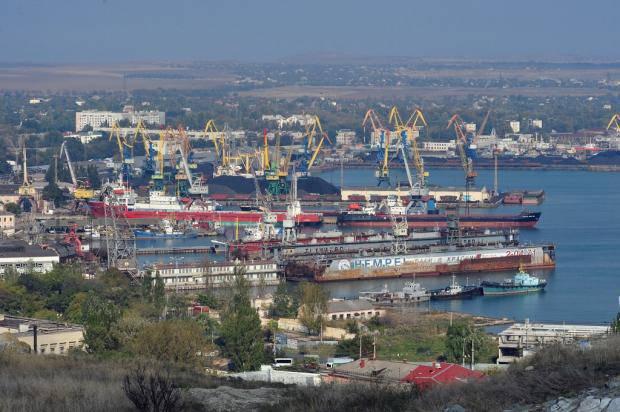 """Как стать безработным: Иностранные моряки, которые посещали порты оккупированного Крыма, больше не смогут попасть в Украину, - волонтер """"Автомайдана"""""""