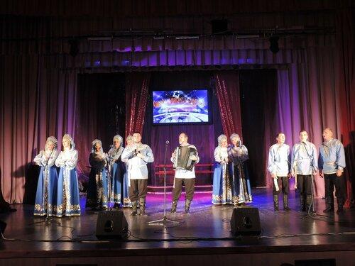 Битва хоров 2016
