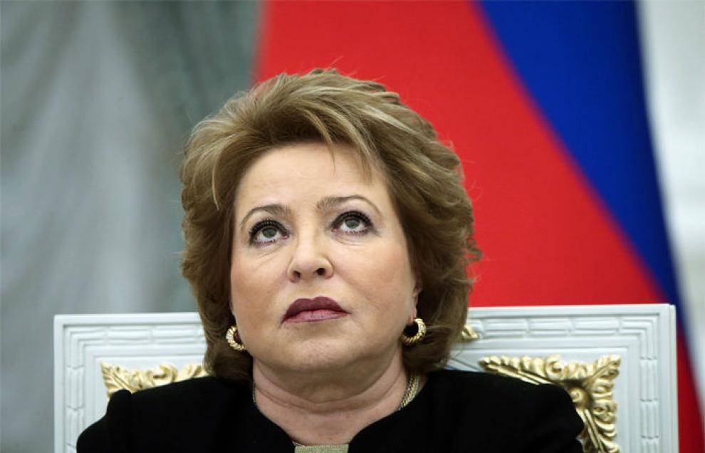 Матвиенко разошлась с Путиным во взглядах на интернет