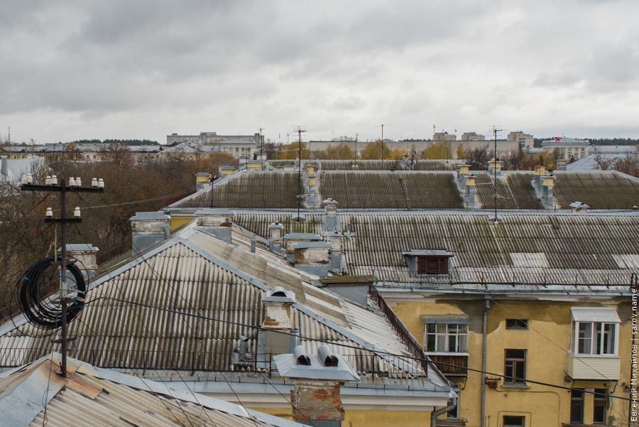 крыши в Сарова
