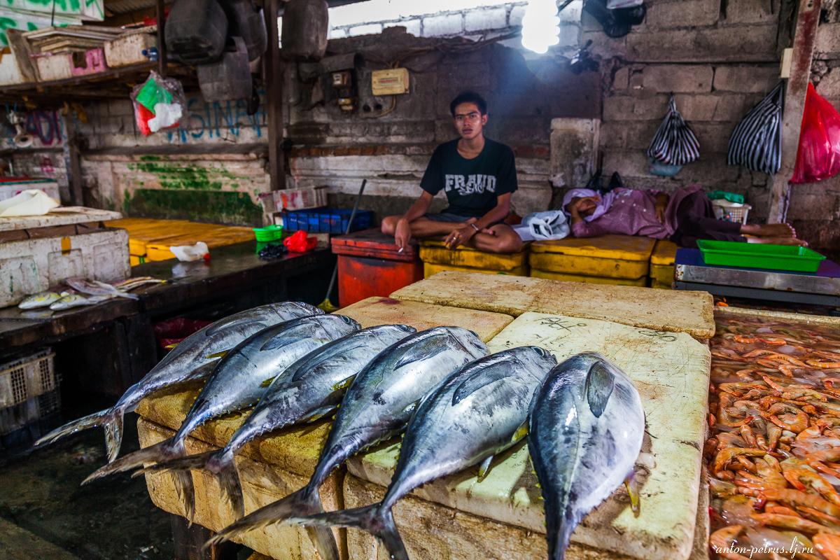 Пляж Джимбаран. Бали