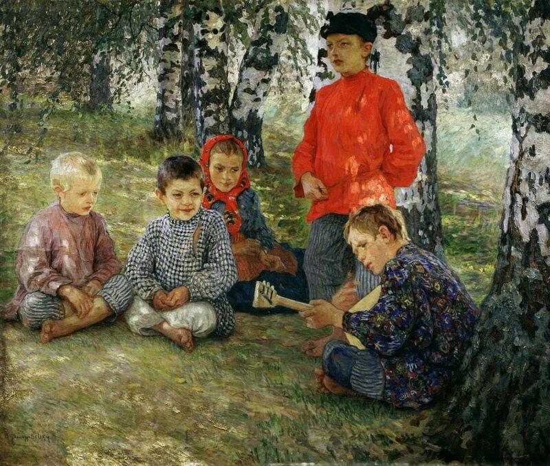 Н.П. Богданов-Бельский