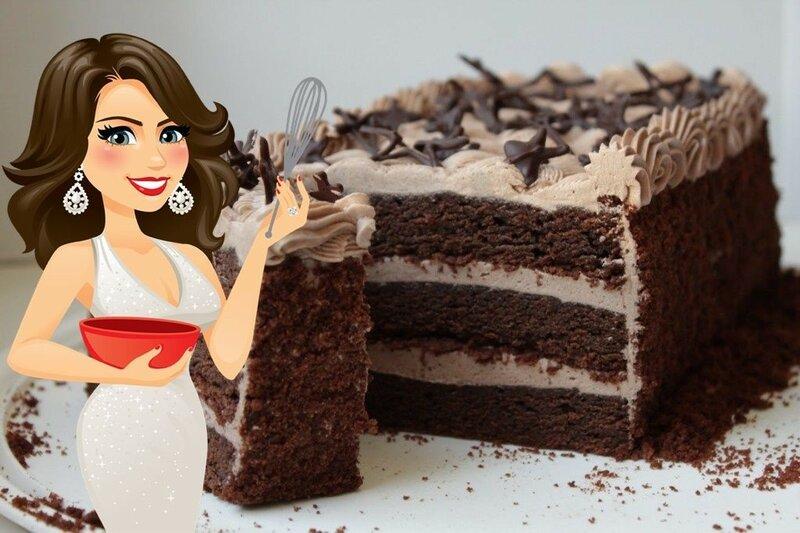 Торт «Ночка»
