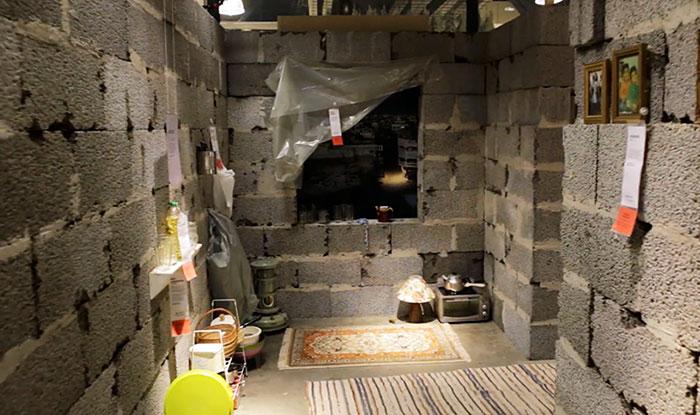 Совместно с норвежским Красным Крестом и рекламным агентством POL IKEA установила в магазине модель