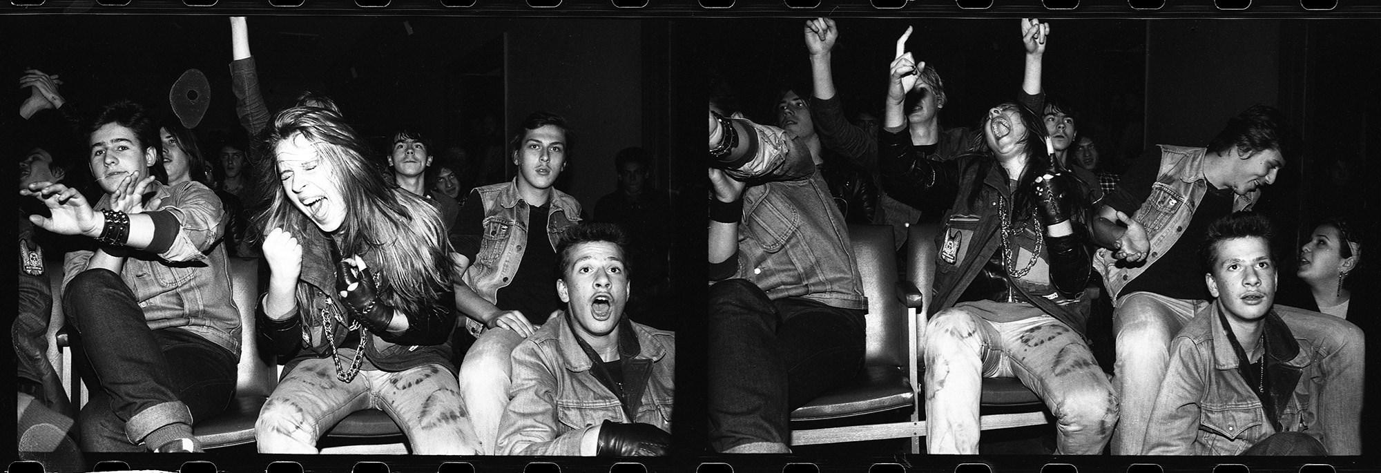 Глубокий вдох свободы: блестящие кадры рок-разгула времен перестройки