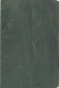 Паспорт заграничный 0000