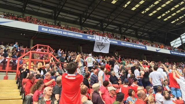 Футбольный матч Лиги-1 вБритании прервали из-за «атаки» свиней