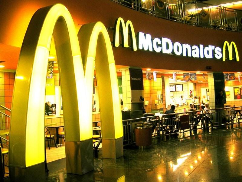 McDonald's выпустит приложение для заказа иоплаты еды