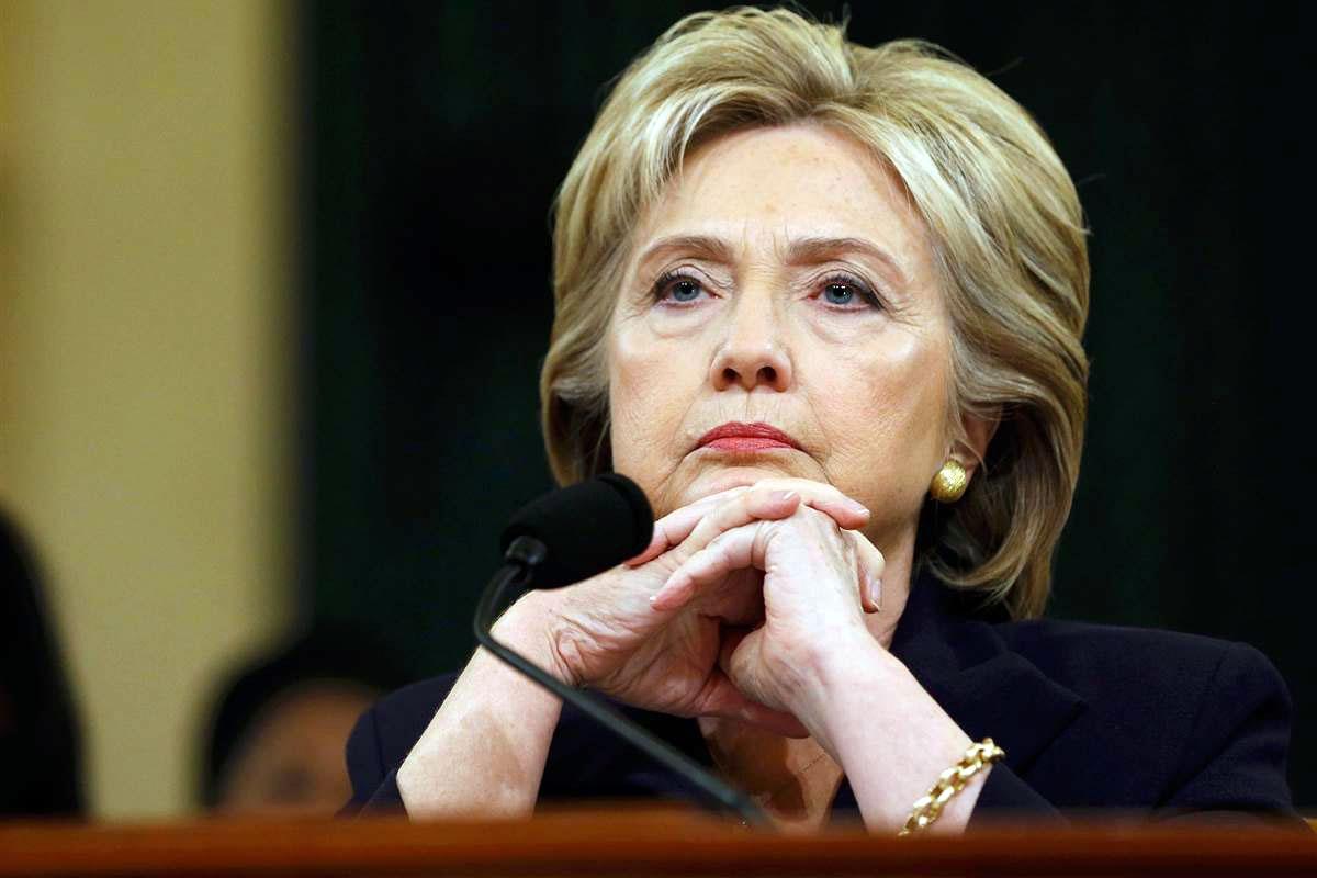 Демократы вСША рады, что избавились отвласти клана Клинтонов