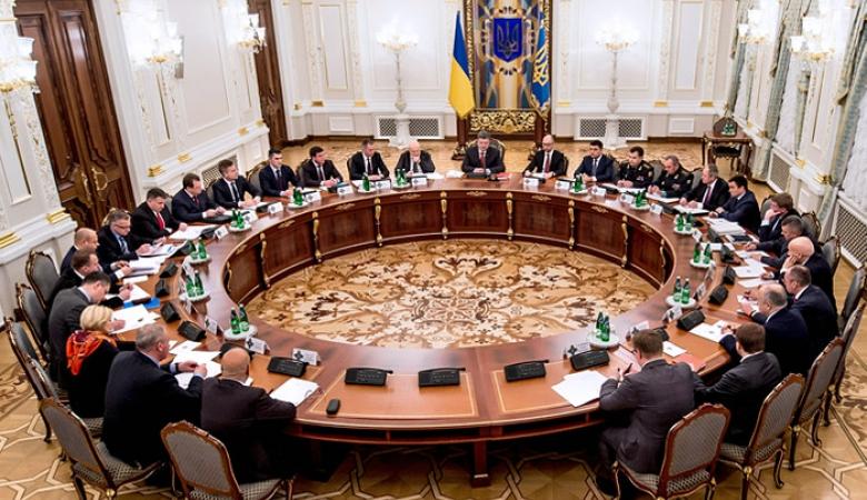 Вгосударстве Украина создали штаб для разгона протестующих вслучае нового Майдана